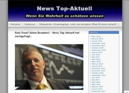 Was gibt ´s Neues von Dirk Müller und der sogenannten Bundesregierung