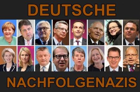 Bewiesen - Deutschand ist die Naziseuche nie losgeworden