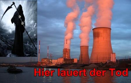 Jodtabletten für Aachener, statt Abschalten des Atomkraftwahnsinns