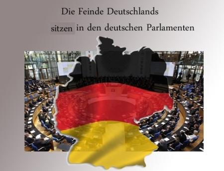 Was die Schwerverbrecherpartei CDU zum Thema Friedensvertrag mitteilen lässt