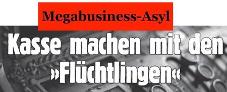 Flüchtlingsindustrie - Journalisten packen aus
