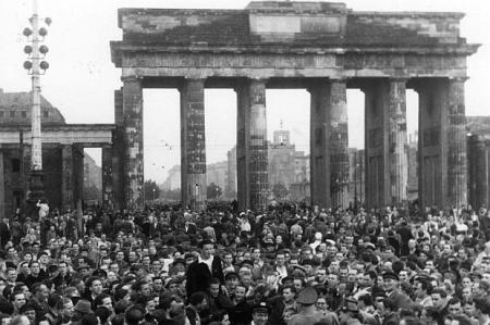 Jahrestag des Volksaufstands am 17. Juni 1953.....
