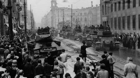 Jahrestag des Volksaufstands am 17. Juni 1953....