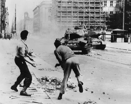 Jahrestag des Volksaufstands am 17. Juni 1953...