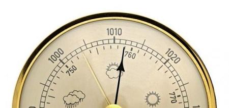 Luftdruck - Was drückt denn da?