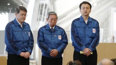 TEPCO bestätigt Verschleierung der Fukushima Kernschmelze.