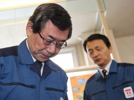 TEPCO bestätigt Verschleierung der Fukushima Kernschmelze