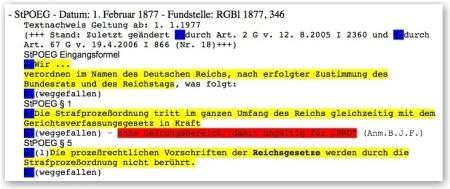 Zugegeben - Gesetze der vermeintlichen Bundesrepublik Deutschland sind ungültig!...............