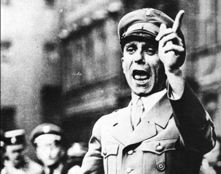 Goebbels - Wie der Rundfunk die Bevölkerung manipuliert und verblödet