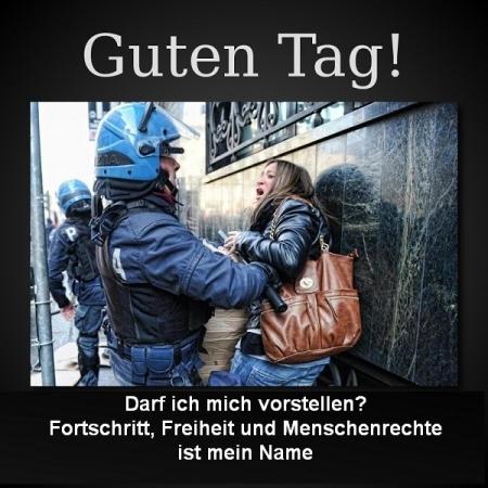 firma-polizei-handlanger-ohne-moral-und-hirn