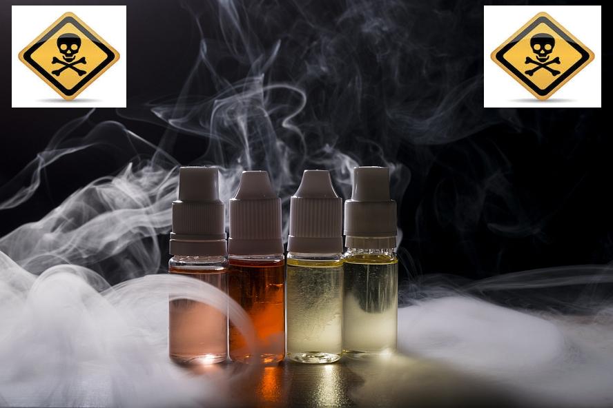 E-Zigarette Gefährlich